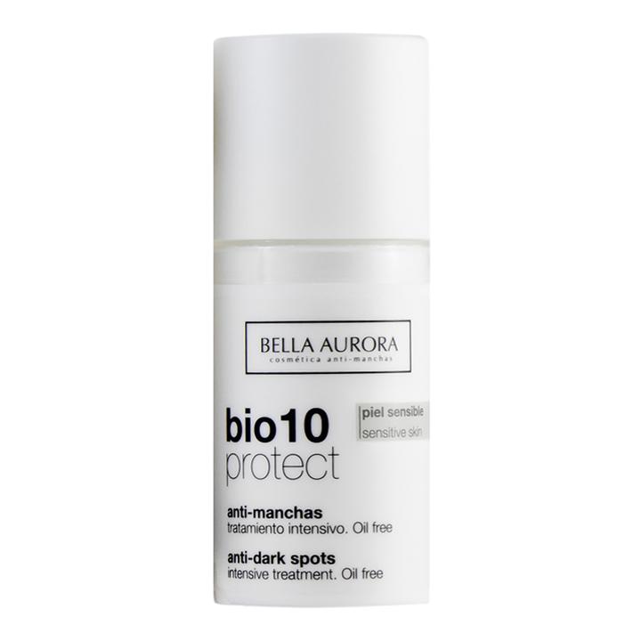 Tratamiento Intensivo Bio10 Protect Piel sensible de Bella Aurora: productos piel sensible