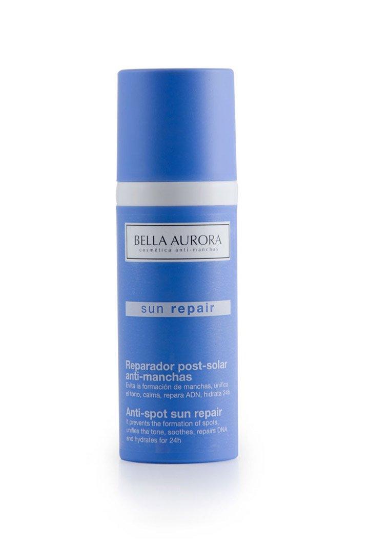 Bella Aurora: Hidratantes piel quemada