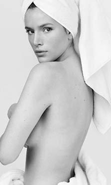 Towel Series de Mario Testino