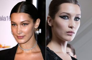 El beauty look de Bella Hadid paso a paso