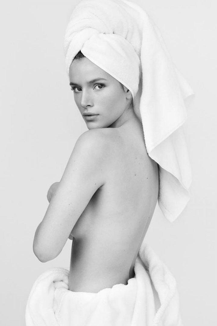 Bella Thorne Towel Series