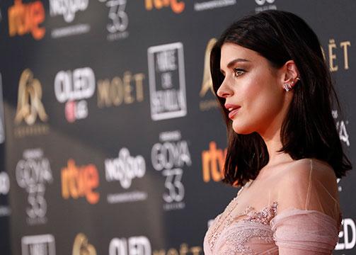 Los looks de belleza de los Goya 2019