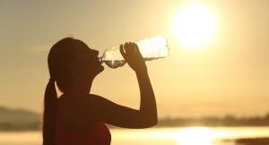 Razones por las que hay que beber agua