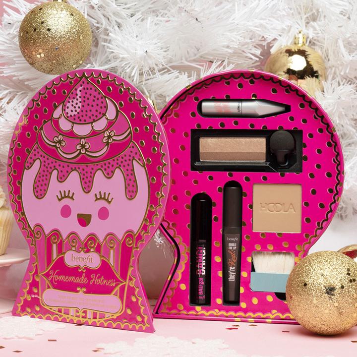Holiday Homemade Hotness de Benefit: ediciones navideñas beauty