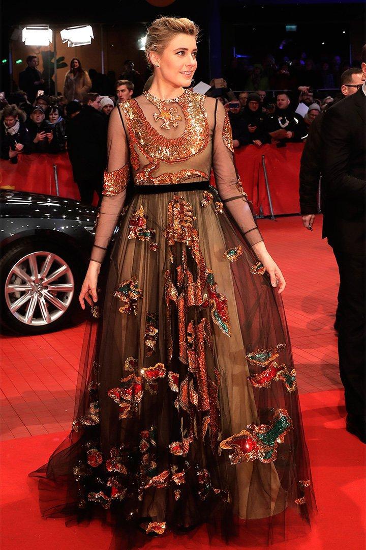 Greta Gerwig la Berlinale 2018