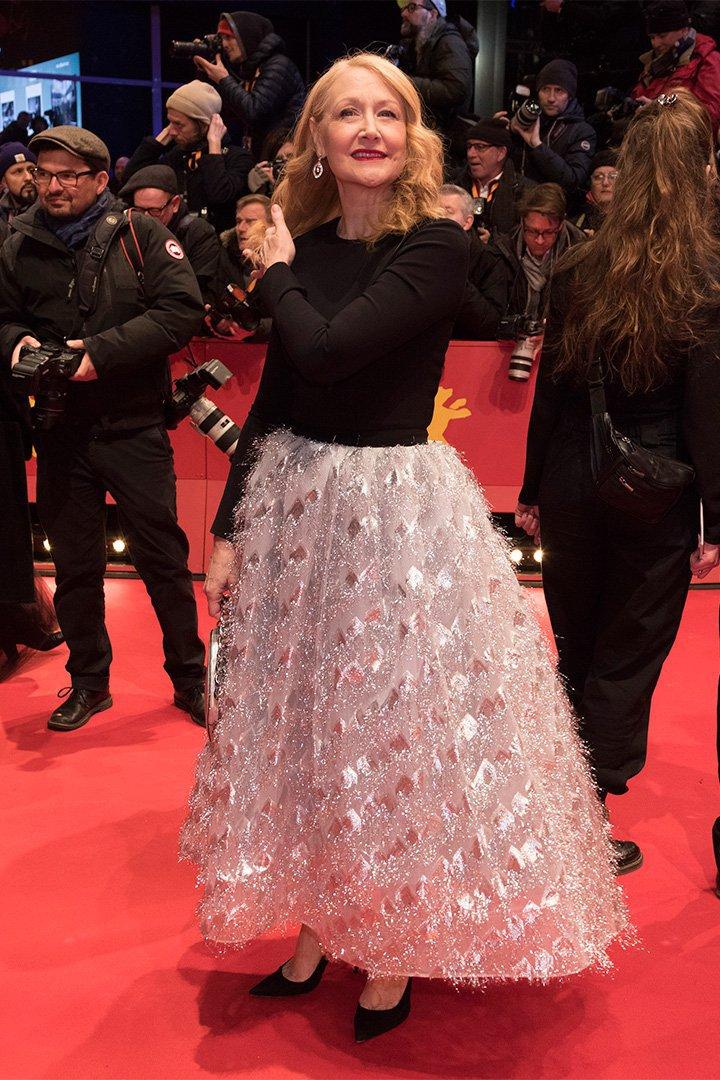 Patricia Clarkson en la Berlinale 2018