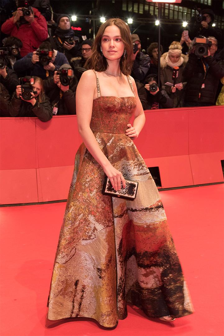 Emilia Schule en la Berlinale 2018