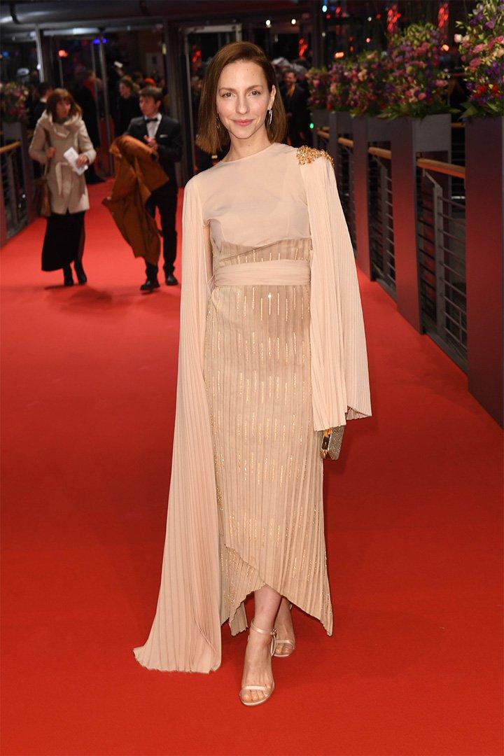 Katharina Schuttler en la Berlinale 2018