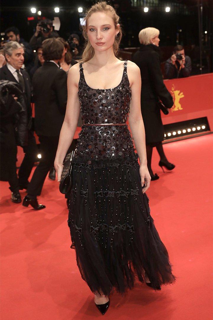 Julia Roy en la Berlinale 2018