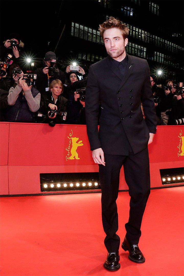 Robert Pattinson en la Berlinale 2018