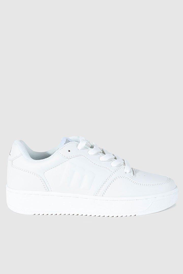 zapatillas blancas deportivas de el corte inglés