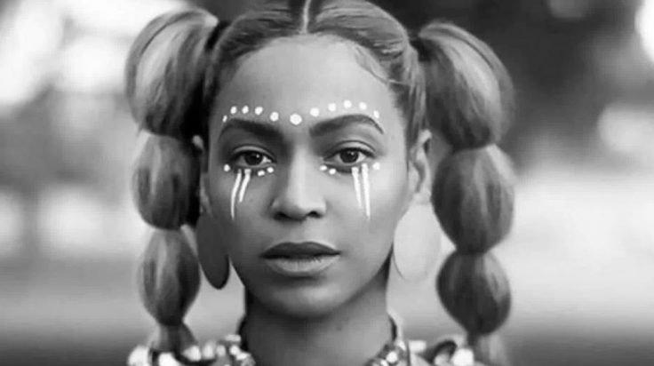 Fotografía del video de Beyoncé Sorry