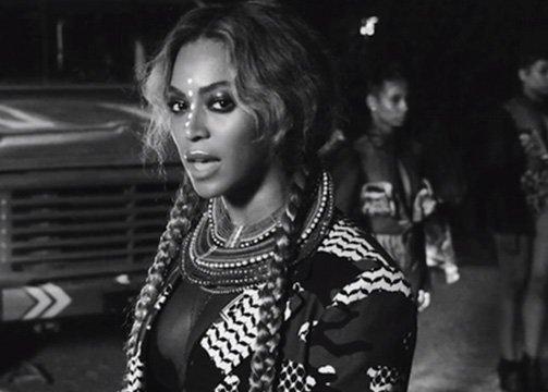 """Parte del videoclip de Beyoncé """"Sorry"""""""