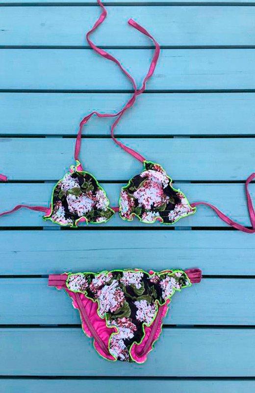 bikini de peperoni band