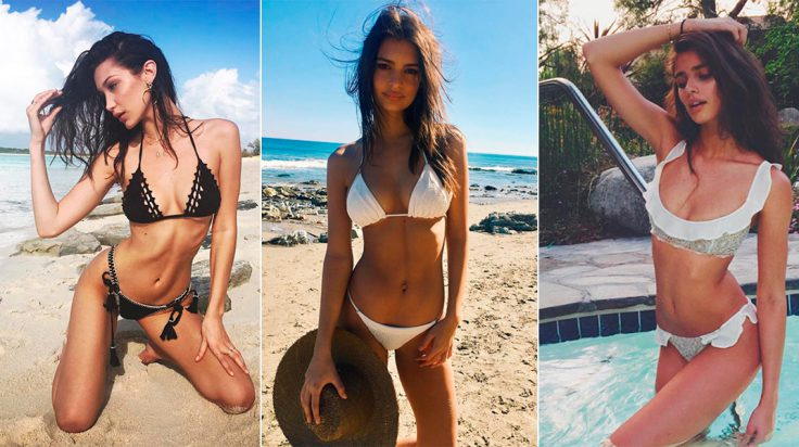bikini celebrities