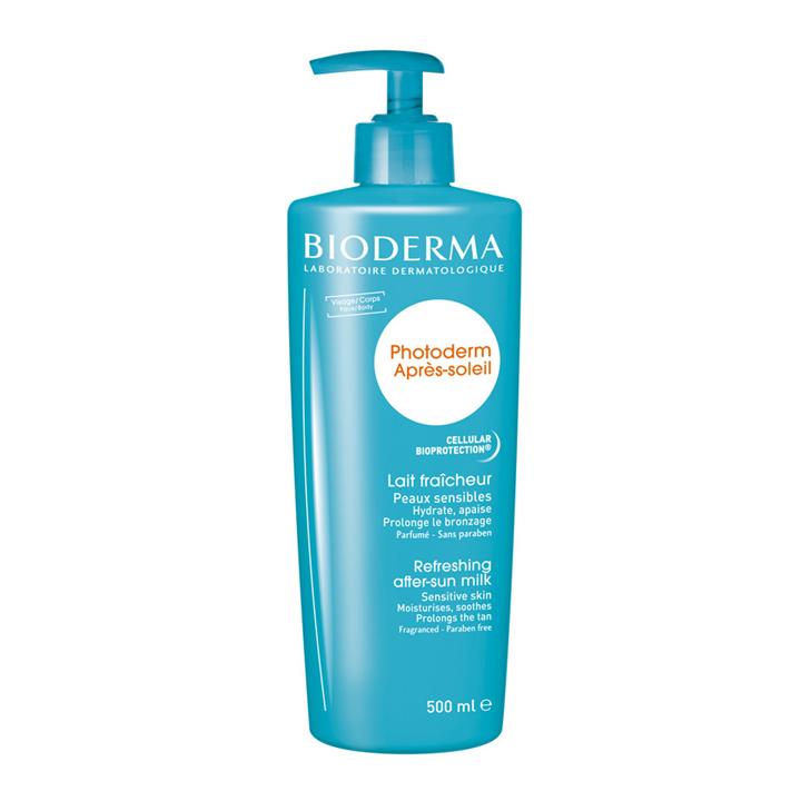 Photoderm After Sun de Bioderma: productos para cuidar la piel