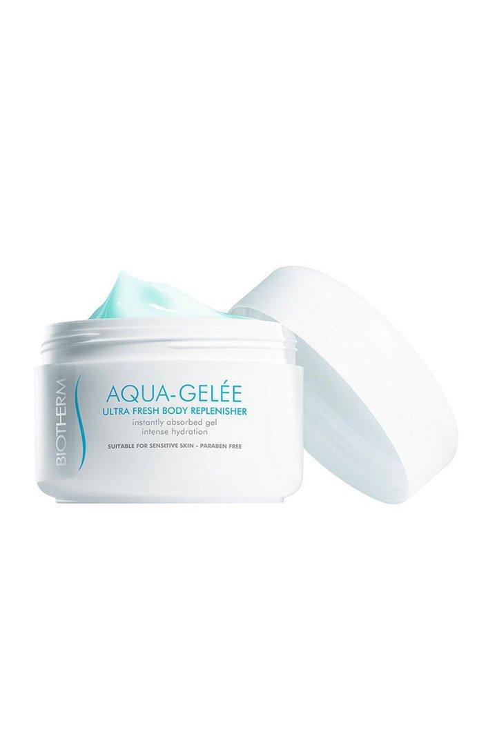 Aqua Gelée Ultra Fresh Body Replenisher de Biotherm: Mejores cremas hidratantes corporales