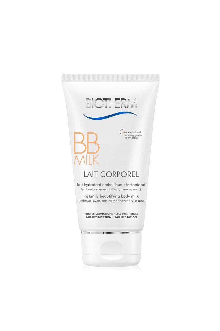 Bb Milk Leche Corporal de Biotherm: Mejores cremas hidratantes corporales
