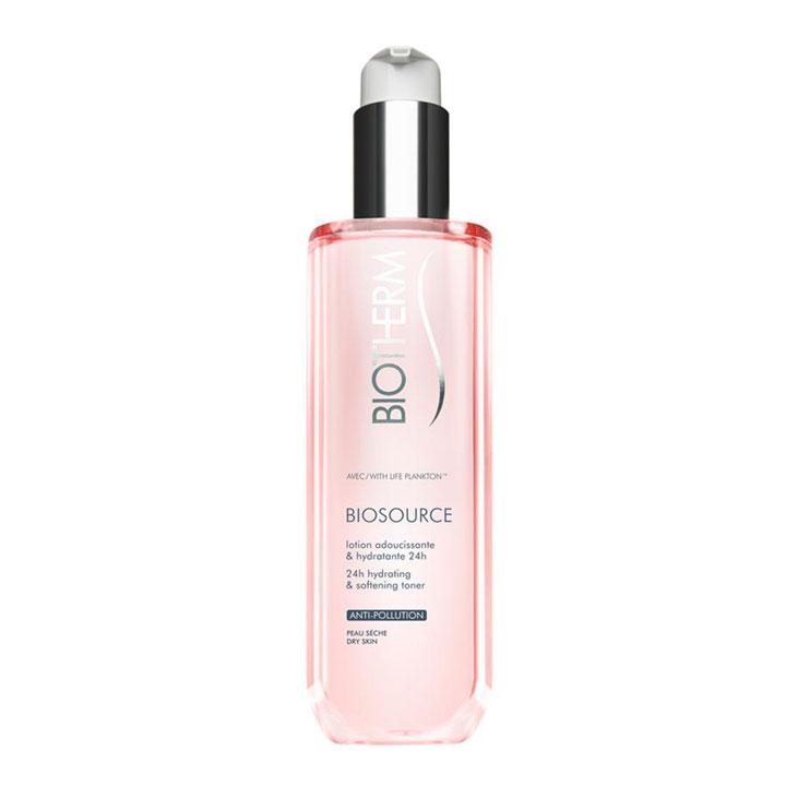 Biosource de Biotherm: productos beauty pieles sensibles
