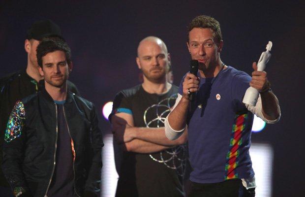Coldplay, Mejor Grupo Británico © GtresOnline