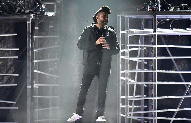 The Weeknd también actuó en la Gala © GtresOnline