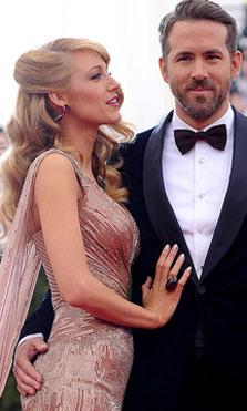 ¿Qué opina Ryan Reynolds sobre los looks de Blake Lively?