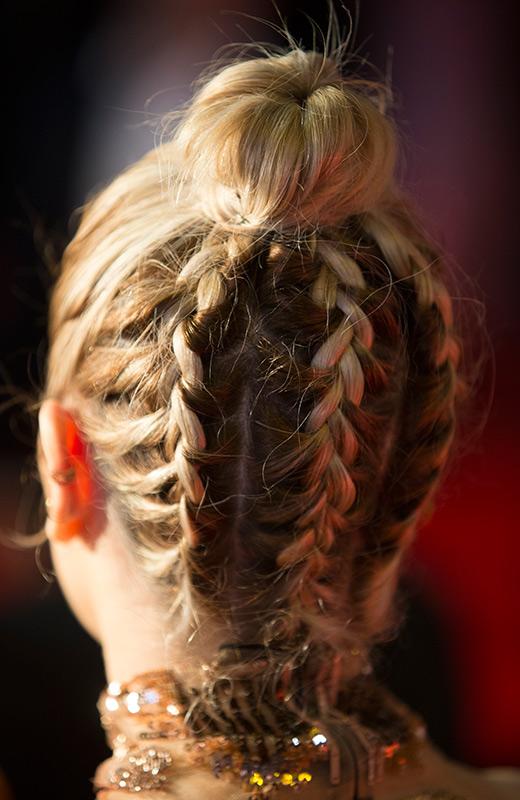 blanca suarez peinado