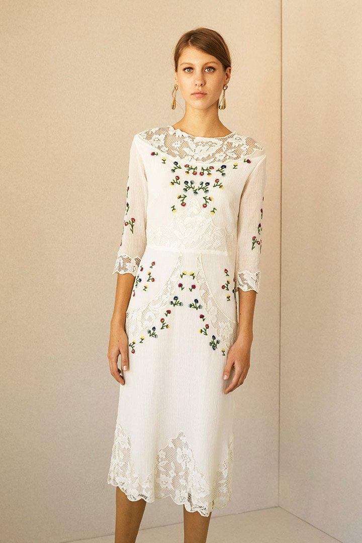 Intropia: vestidos de invitada verano