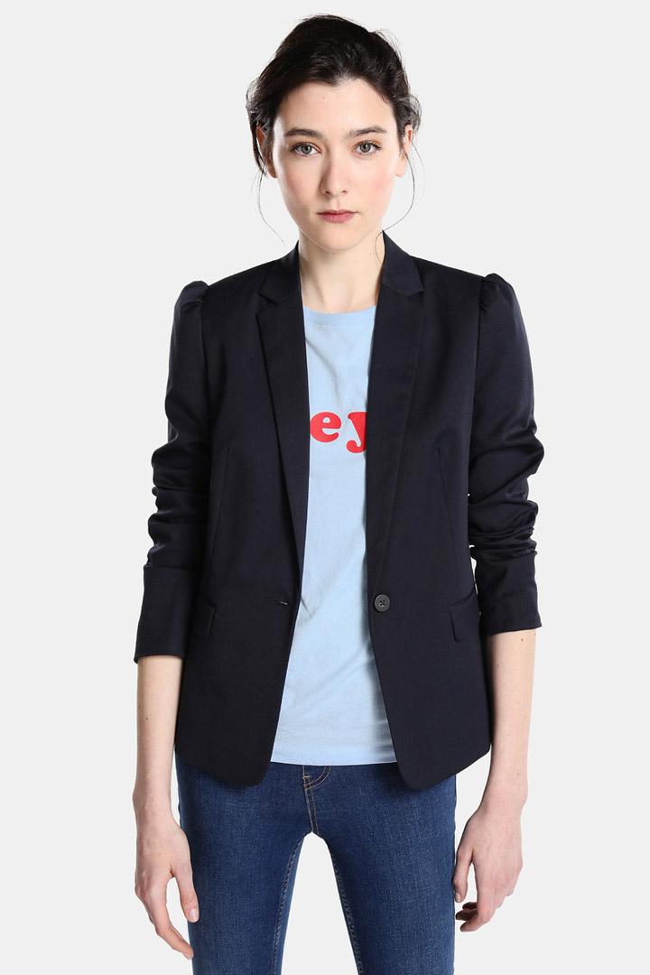 Blazer Easy Wear: Estilo Meghan Markle