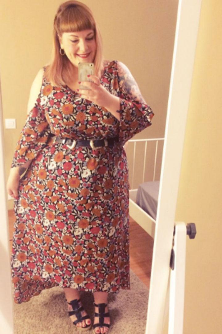Bloggers curvy: Rebeca Wls