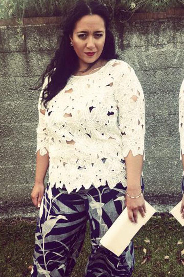 Bloggers curvy: Regina and Peachtree