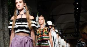 Milán Fashion Week: Blugirl P/V 2017