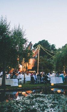 Love Garden o cómo celebrar una boda única