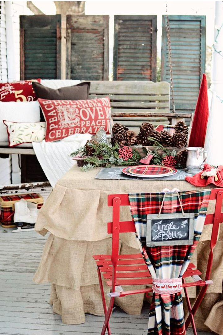 Ideas deco bodas de invierno Pinterest