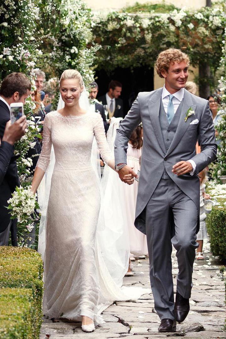 beatrice borromeo ceremonia civil, vestidos de las princesas