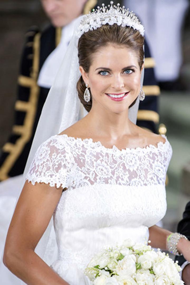 vestidos de las princesas de valentino magdalena de suecia