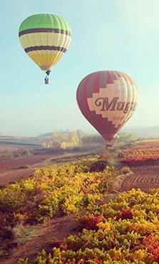 Los destinos rurales y diferentes para viajar en cualquier época