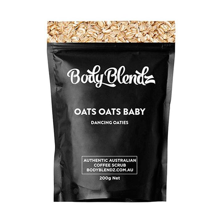 Oats Oats Baby Avena Corporal de Body Blendz: productos beauty otoño