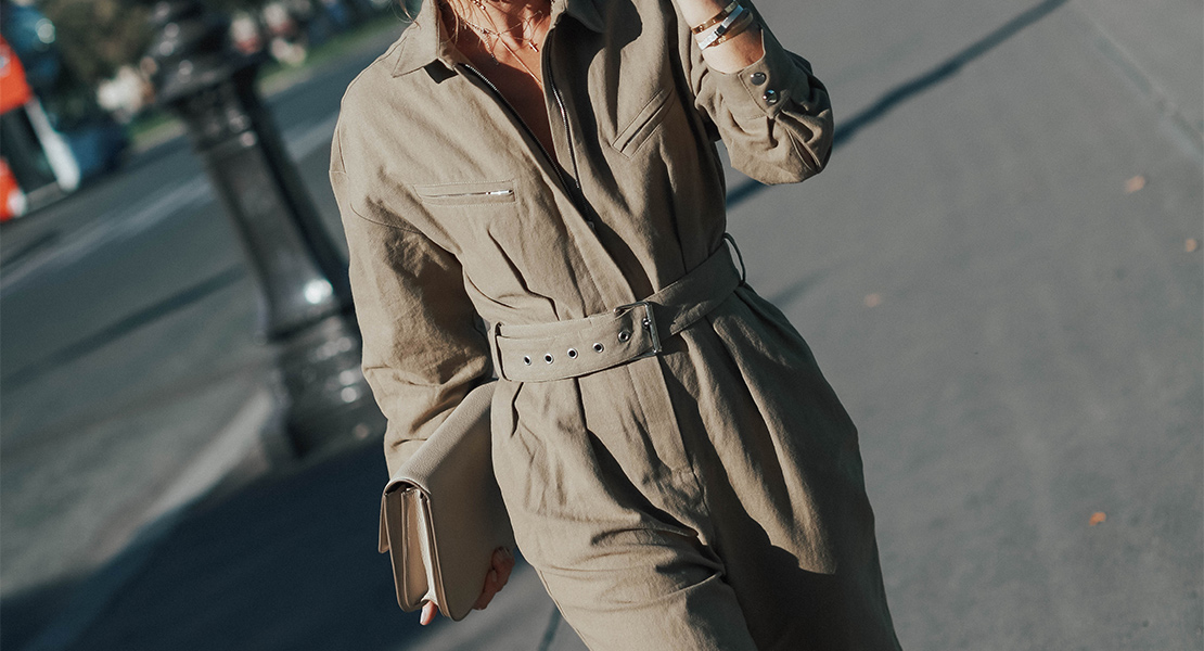 Boiler suit tendencia