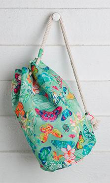12 bolsos (diferentes) para llevar a la playa