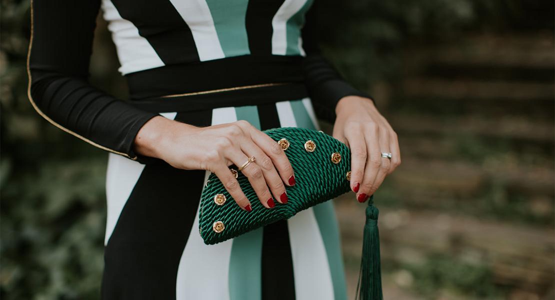 44d3df4fd Los bolsos más bonitos para tus bodas del 2018 - StyleLovely