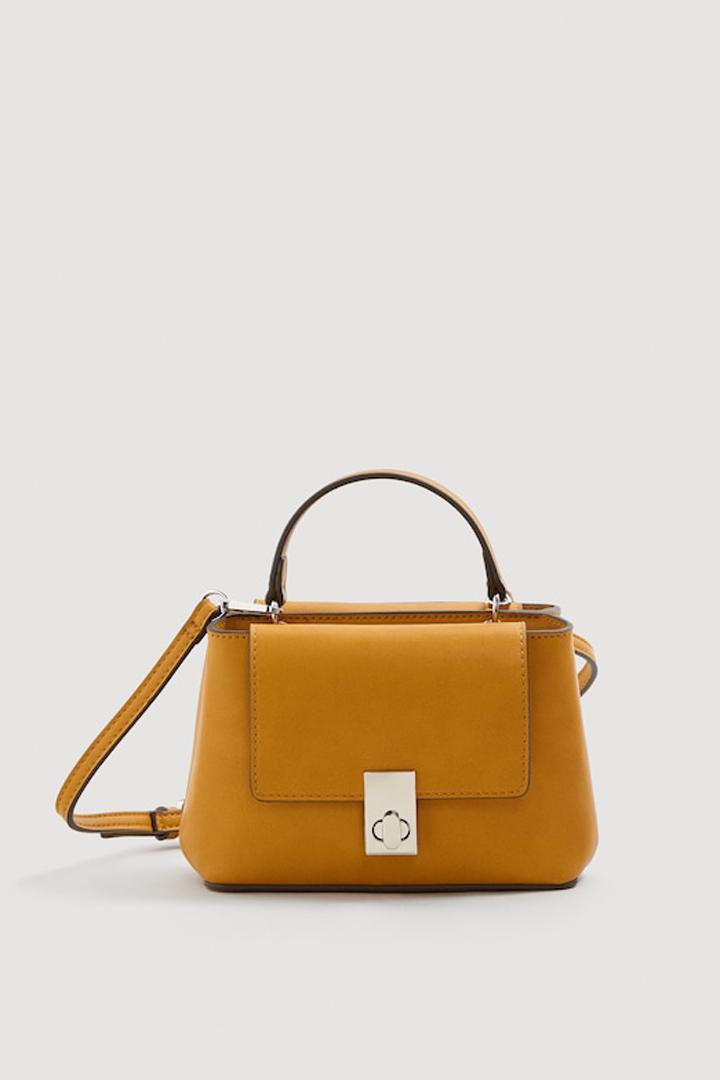 bolso pequeño cruzado mango ropa