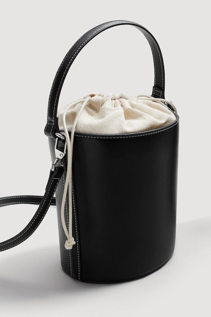 bolso saco cruzado mango ropa