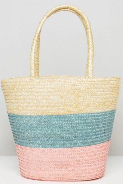 para verano primavera rafia esta StyleLovely 15 de bolsos q1xtcF