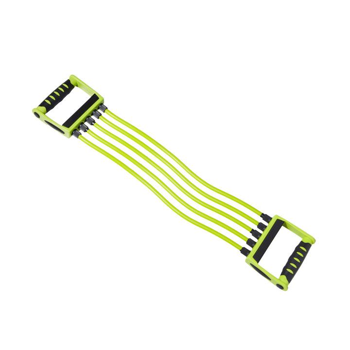 Tensor de pecho de Boomerang: prendas accesorios deporte casa