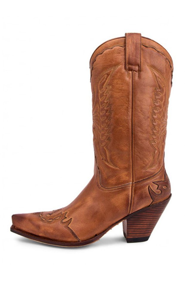 Botas cowboy de Sendra