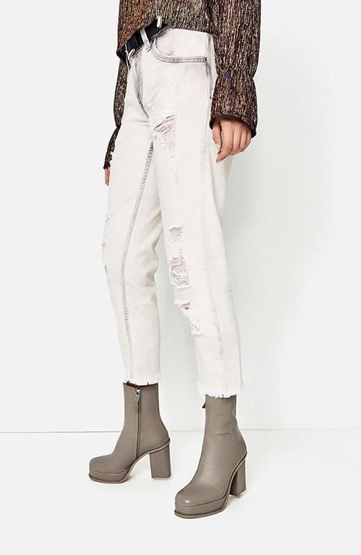 Botín Plataforma Zara