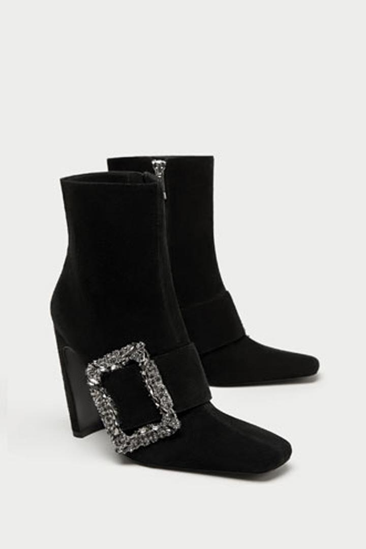 información para 3755d 0176d 100% Zara: Los 15 botines de la temporada - StyleLovely