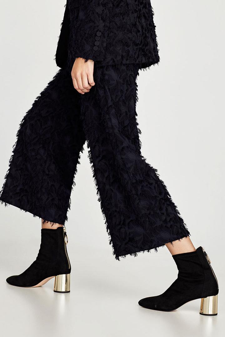 100% Zara: Los 15 botines de la temporada StyleLovely