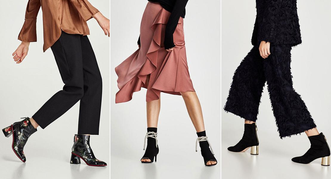 correr zapatos Últimas tendencias super servicio 100% Zara: Los 15 botines de la temporada - StyleLovely